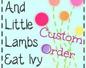 Lalaloopsy - Custom Order for Kathryn