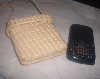 Vintage basket stash case