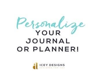 Personalized Planner o Gazzetta — profilo Add-on