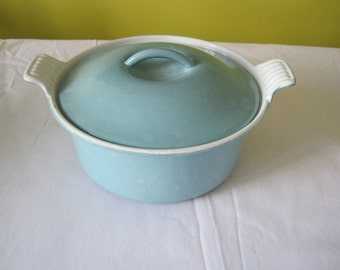 Pan the turquoise Crucible 4 cups / turquoise pan The Crucible 4 cups