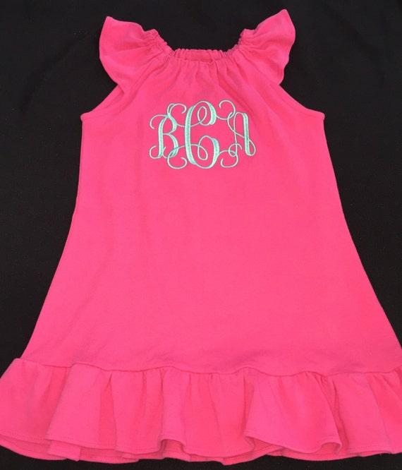 hot pink baby dress - photo #34