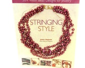 Beading Book, Jewelry Project Design Book, Stringing Style, Reference Manual,