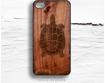 iPhone 7 Case Wood Turtle iPhone 7 Plus iPhone 6s Case iPhone SE Case iPhone 6 Case iPhone 6s Plus iPhone iPhone 5S Case Galaxy S6 Case T95