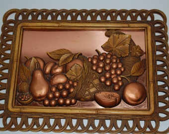 Coppercraft Fruit Wall Art