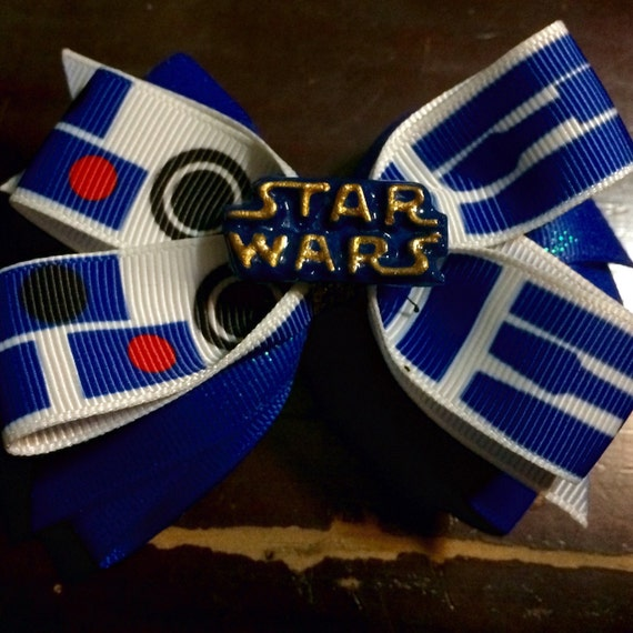 R2D2 inspried bow