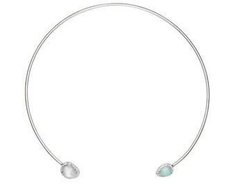 Bianca Open Collar Necklace