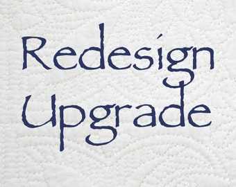 Redesign Upgrade