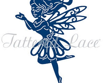 Tattered Lace Die Roxie Fairy