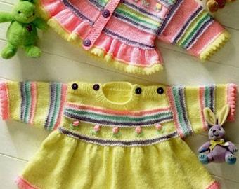 UKHKA 73 Single Knitting Pattern