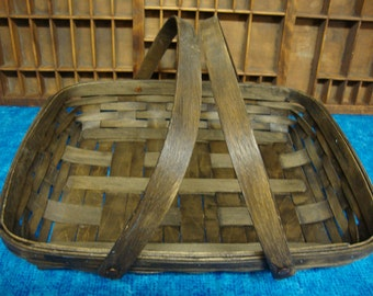 Handmade Harvest Basket