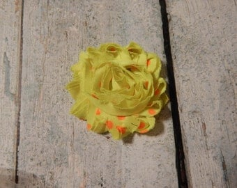 Itty Bitty Teeny Weeny Shabby Chic Flower Headband-Aria Style