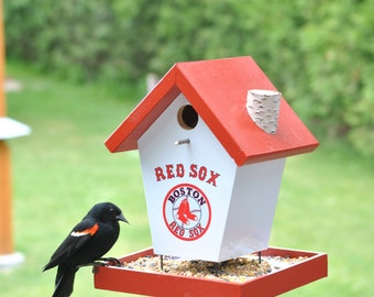 Boston Red Sox Bird Feeder