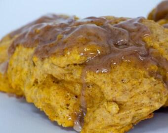 Pumpkin Scones - 12 scones