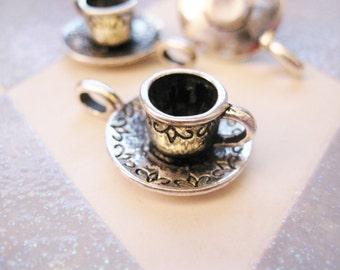 Fancy Coffee or Teacup Tea party Cups  5Pcs  (C132)
