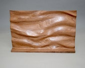 Wave #21 Wood Sculpture