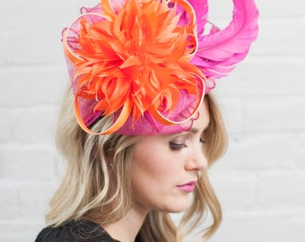 Kentucky Derby Fascinator - CH2016-026