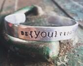 Be{you}tiful bracelet