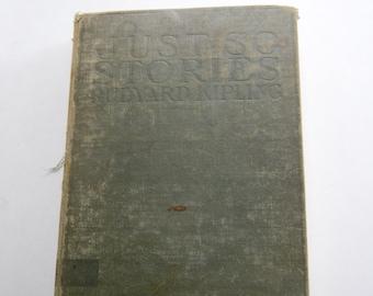 Vintage Book, Just So Stories by Rudyard Kipling