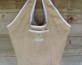 Bamboo Urban Shopping Tote, Small