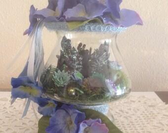 Delightful Flower Garden Captured Fairy - CF5