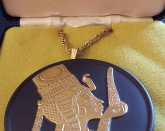SALE Wedgewood Jasperware Egyptian Madellian