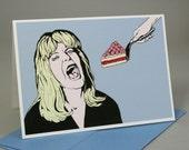 Eat Cake off a Trowel