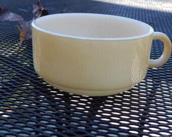 GlasBak Soup Mug - beige