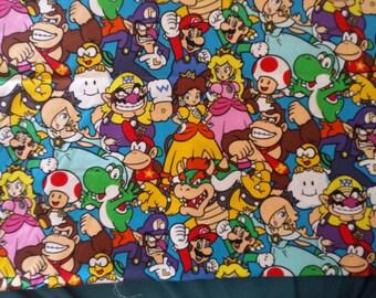 Mario Car Seat Cover