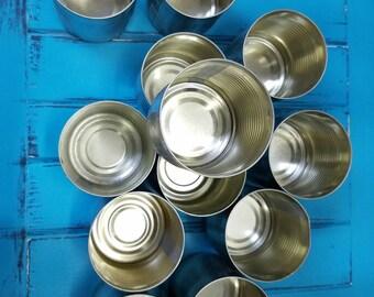 7 oz. Tin Cans {DOZEN}