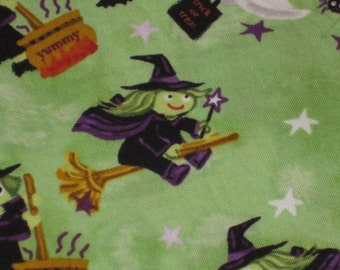 Witches and Bats Halloween - Standard Pillow Case