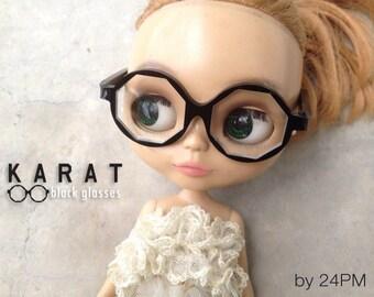 Karat Nerd Glasses - For Blythe