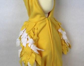 Chicken Fleece Baby Costume