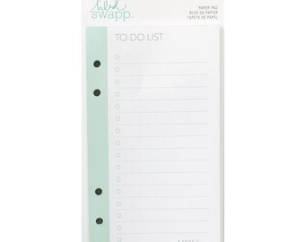Heidi Swapp To Do List Pad