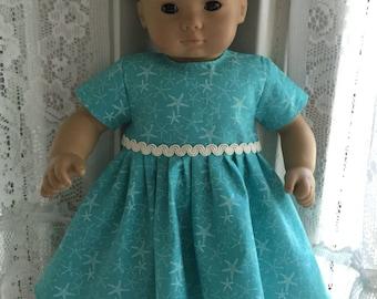Bitty Baby starfish dress