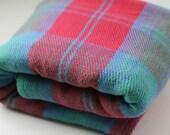 Handwoven Wrap- Lindsay Clan Tartan 2.7m
