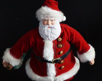 Vintage, Santa with Stand