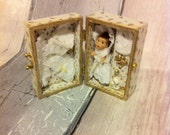 Dolls house Dollie Presentation Box with Micro Doll