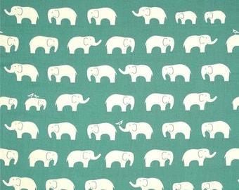 Birch 100% Organic Knit Fabric - Mod Basics - Ellie Fam - Pool