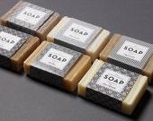 5 Tea Soap Collection
