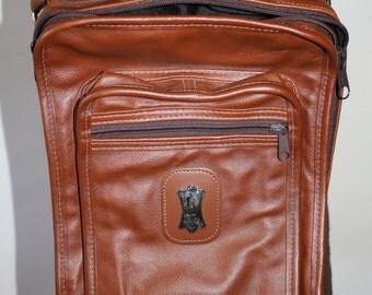 Vintage 70's Levy's Carry All messenger school bag