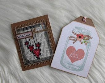 Card & Tag Set