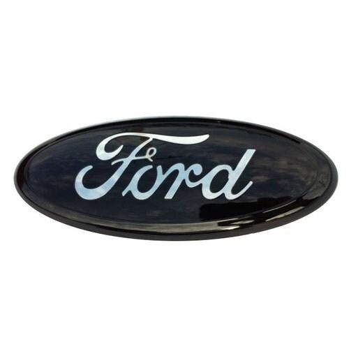 blacked out ford logo. blacked out ford logo