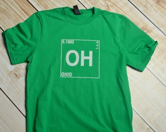 OHIO Periodic Table, the element of OH!