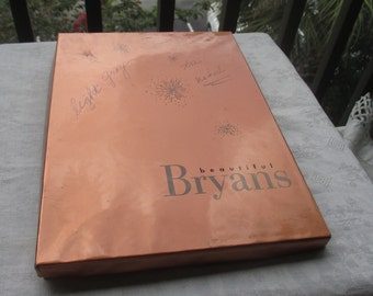 Vintage Beautiful Bryans Stockings Crystal Glow Color Three Pairs In Original Box