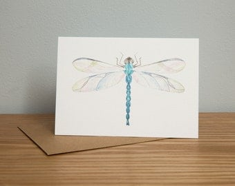 Dragonfly Greetings card