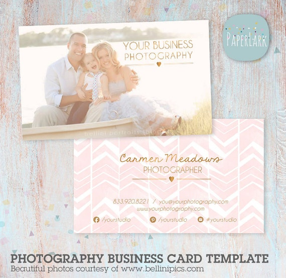 Photography business card photoshop template vg015 for Photography business card template photoshop