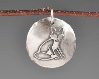 Fox totem-charm-talisman-amulet-spirit animal-power animal