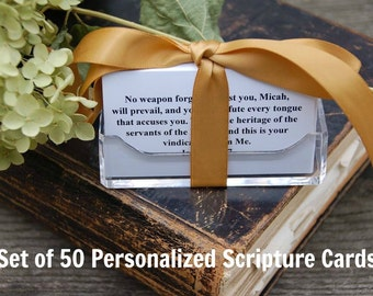 Personalized bible verses hostess gift gift custom teacher gifts teacher appreciation gift graduation gift graduation high school graduation negle Images