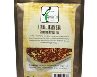 Herbal Berry Chai Tea, 20 Tea Bags
