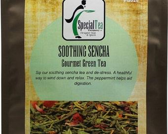 Soothing Sencha Green Tea - 20 Tea Bags